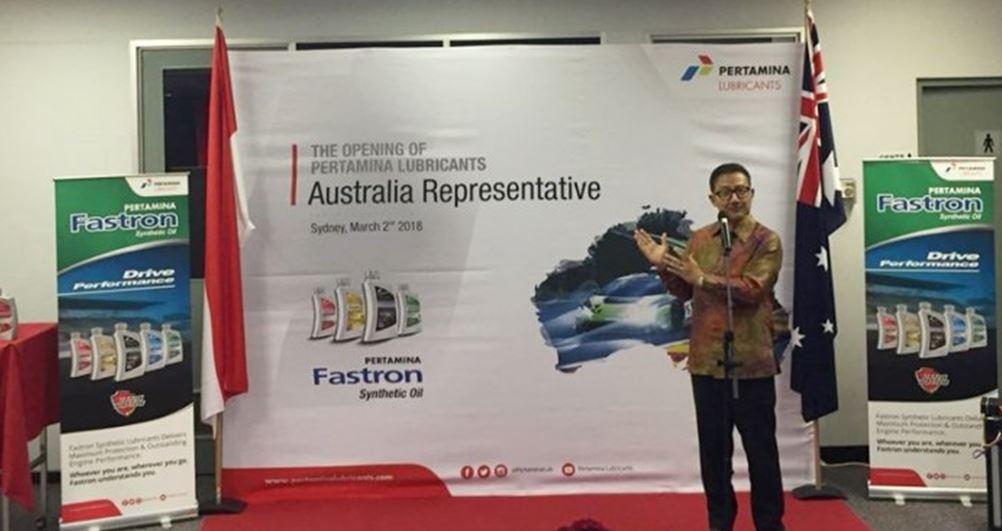 Australia-Representative