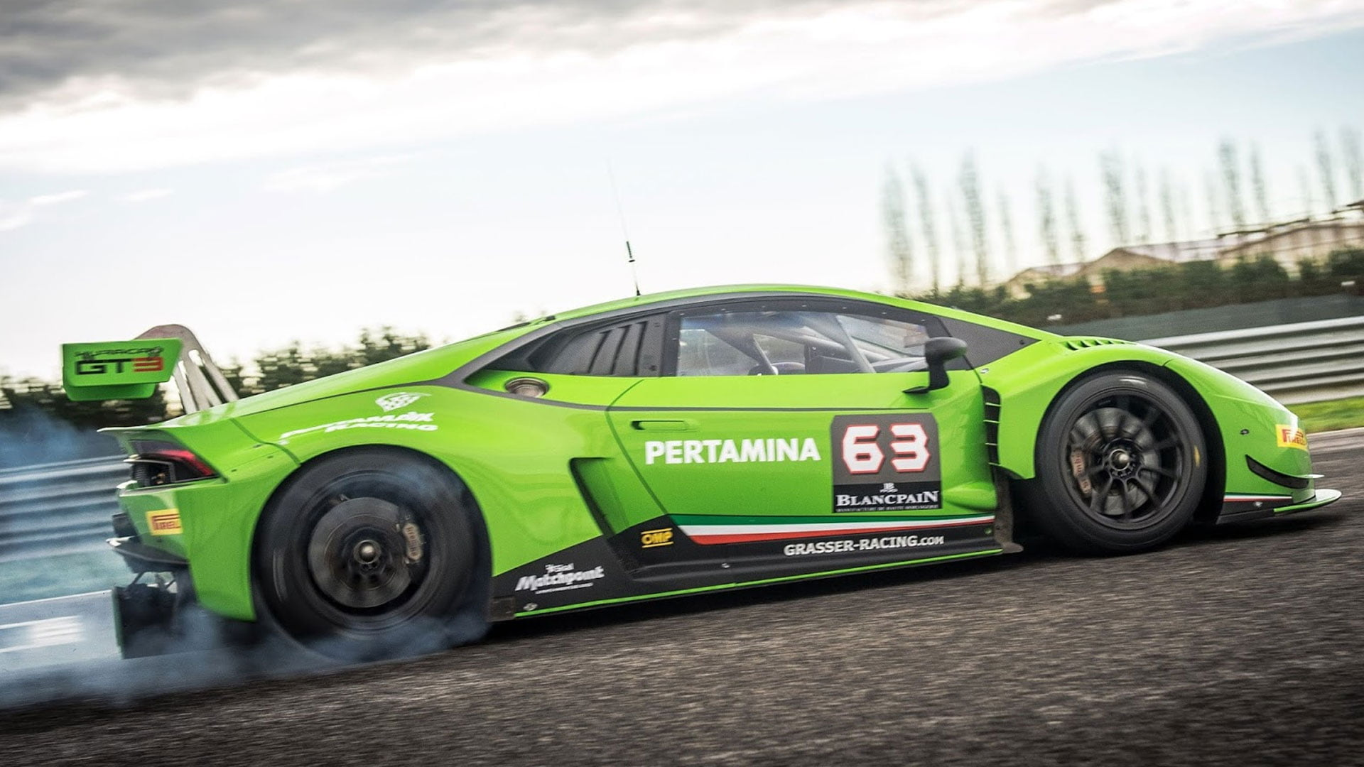 Lamborghini Official Technical Partner