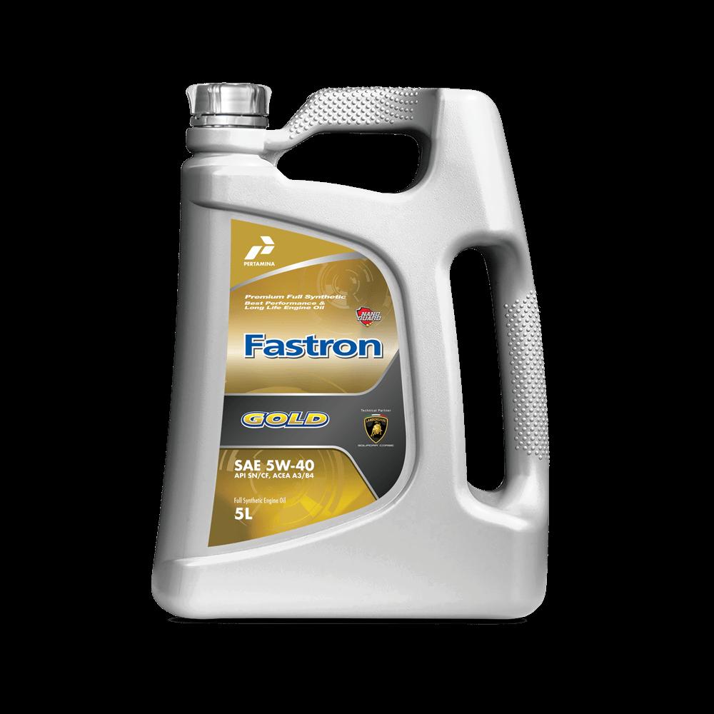 FASTRON GOLD 5W‐30 AUS API SN/CF, C3 20L