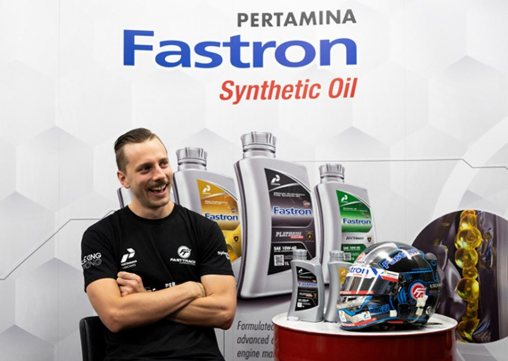 PT Pertamina Lubricants Teams Up With Luke King